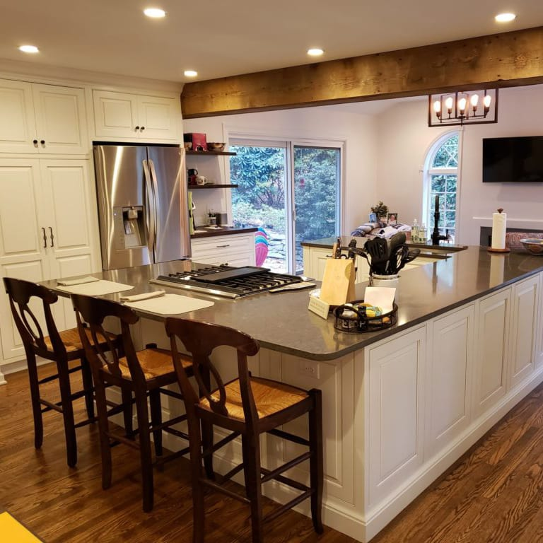 Custom-Designed Kitchen